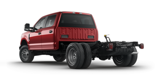 2018 Ford Chassis Cab F-350 XLT | Photo 5 | Ruby Red