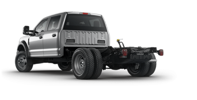 2018 Ford Chassis Cab F-450 XLT | Photo 5 | Ingot Silver