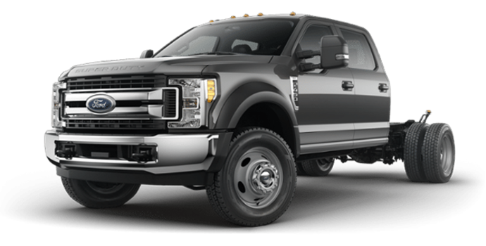 2018 Ford Chassis Cab F-450 XLT | Photo 4 | Magnetic