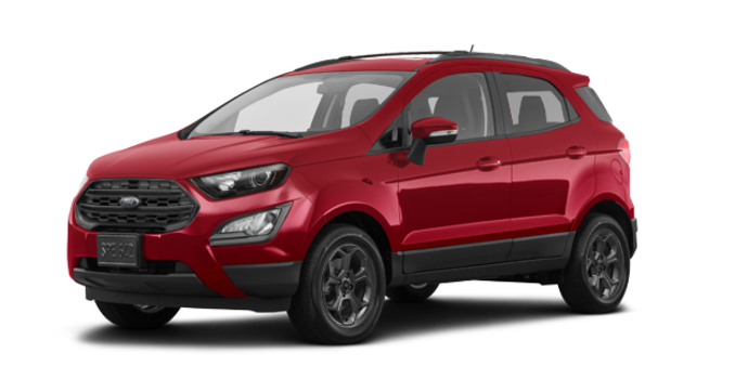 2018 Ford Ecosport SES | Photo 6 | Ruby Red Metallic