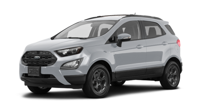 2018 Ford Ecosport SES | Photo 6 | Moondust Silver