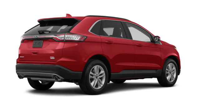 2018 Ford Edge SEL | Photo 5 | Ruby Red Metallic Tinted Clearcoat
