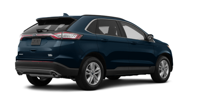 2018 Ford Edge SEL | Photo 5 | blue metallic
