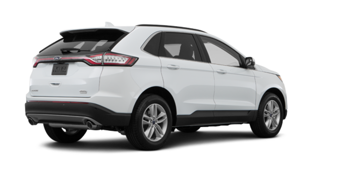 2018 Ford Edge SEL | Photo 5 | Oxford White