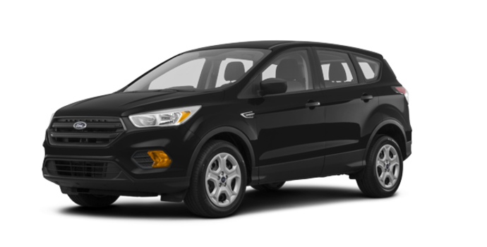 2018 Ford Escape S | Photo 6 | Shadow Black