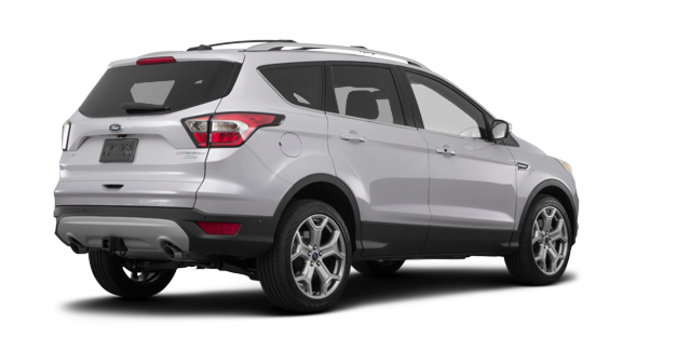 2018 Ford Escape TITANIUM | Photo 5 | Ingot silver
