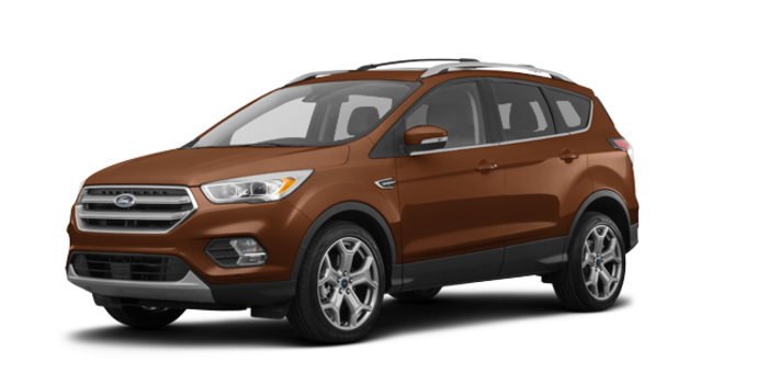 2018 Ford Escape TITANIUM | Photo 6 | Cinnamon Glaze