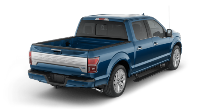 2018 Ford F-150 LIMITED | Photo 5 | Blue Jeans Metallic