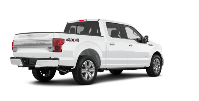 2018 Ford F-150 PLATINUM | Photo 5 | White Platinum Metallic