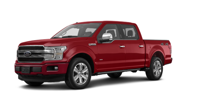 2018 Ford F-150 PLATINUM | Photo 6 | Ruby Red Metallic