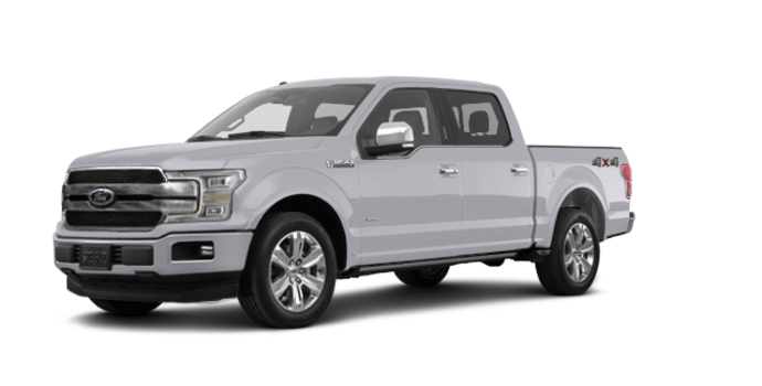 2018 Ford F-150 PLATINUM | Photo 6 | Ingot Silver metallic