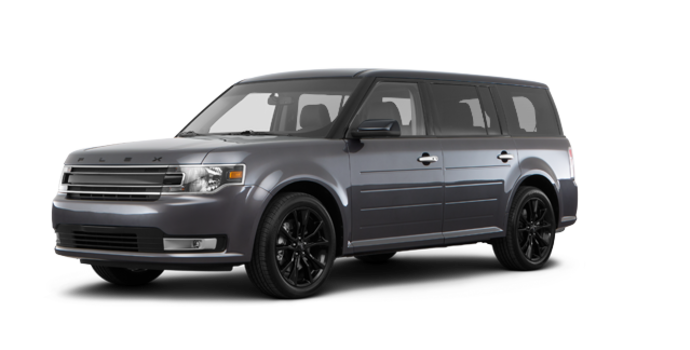 2018 Ford Flex SEL | Photo 6 | Magnetic