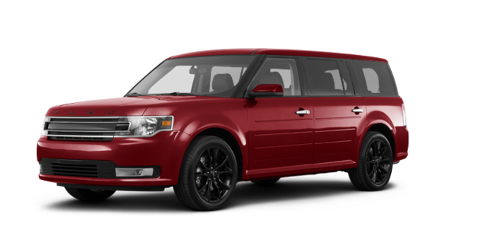2018 Ford Flex SEL | Photo 6 | Ruby Red