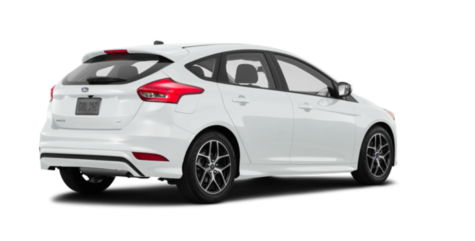 2018 Ford Focus Hatchback SE | Photo 5 | Oxford White