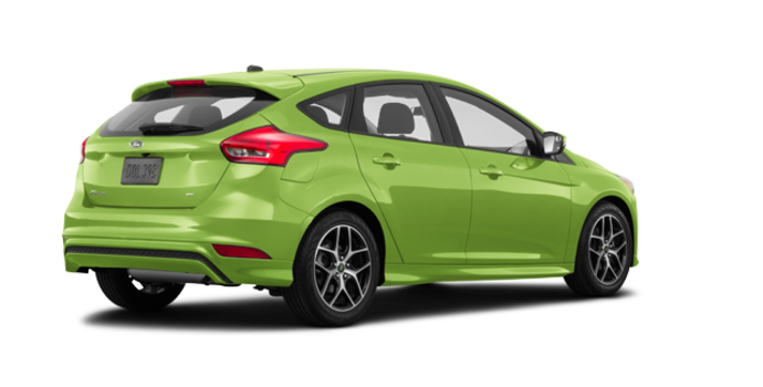 2018 Ford Focus Hatchback SE | Photo 5 | Outrageous Green Metallic