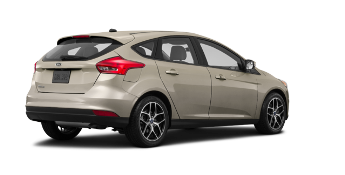 2018 Ford Focus Hatchback SEL | Photo 5 | White Gold