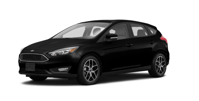 2018 Ford Focus Hatchback SEL | Photo 6 | Shadow Black