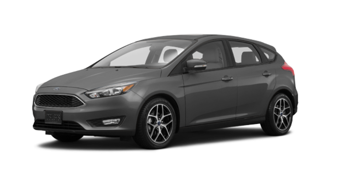 2018 Ford Focus Hatchback SEL | Photo 6 | Magnetic Metallic