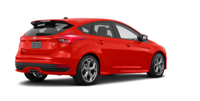 2018 Ford Focus Hatchback ST | Photo 5 | Hot Pepper Red Metallic