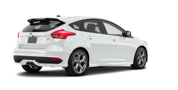 2018 Ford Focus Hatchback ST | Photo 5 | Oxford White