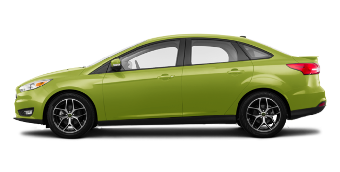 2018 Ford Focus Sedan SE | Photo 4 | Outrageous Green Metallic