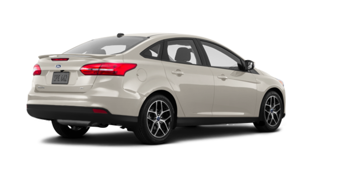 2018 Ford Focus Sedan SE | Photo 5 | White Gold