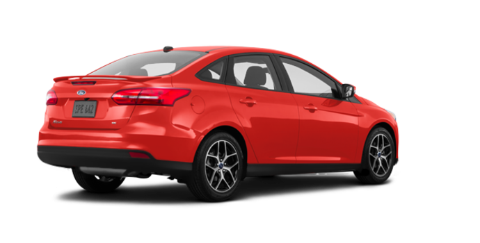 2018 Ford Focus Sedan SE | Photo 5 | Hot Pepper Red Metallic