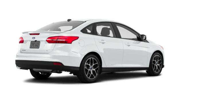 2018 Ford Focus Sedan SE | Photo 5 | Oxford White