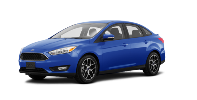 2018 Ford Focus Sedan SE | Photo 6 | Lightning Blue
