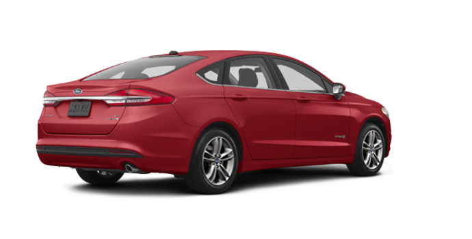 2018 Ford Fusion Hybrid SE | Photo 5 | Ruby Red