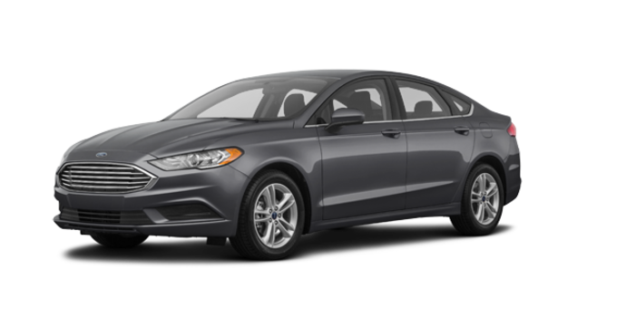 2018 Ford Fusion S | Photo 6 | Magnetic