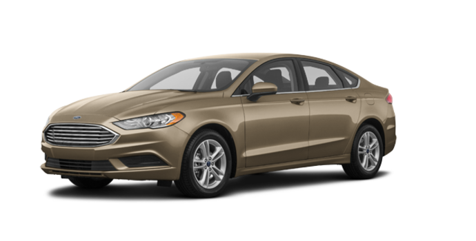 2018 Ford Fusion S | Photo 6 | White Gold