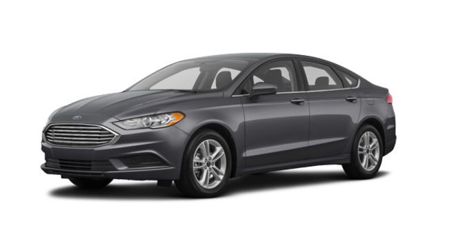 2018 Ford Fusion SE | Photo 6 | Magnetic