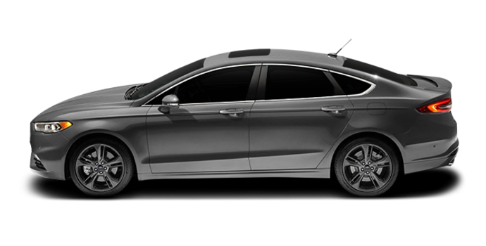 2018 Ford Fusion SPORT | Photo 4 | Magnetic