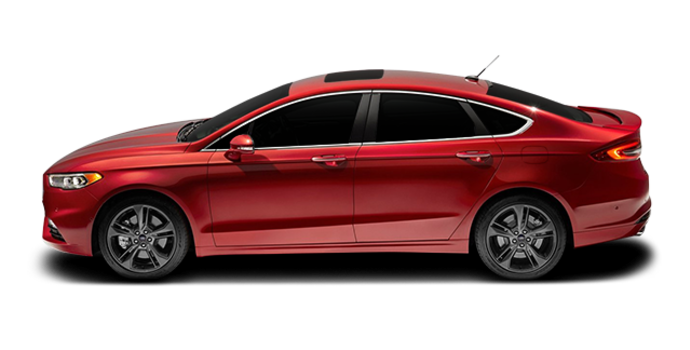 2018 Ford Fusion SPORT | Photo 4 | Ruby Red