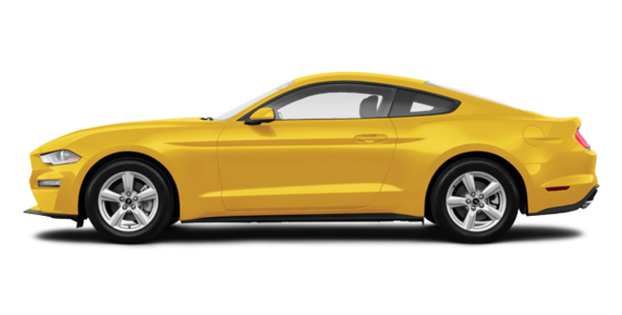 2018 Ford Mustang EcoBoost Fastback | Photo 4 | Triple Yellow Tri-Coat