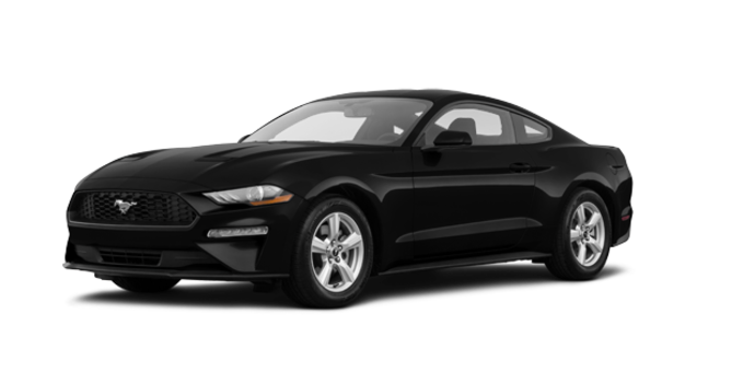 2018 Ford Mustang EcoBoost Fastback | Photo 6 | Shadow Black