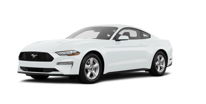 2018 Ford Mustang EcoBoost Fastback | Photo 6 | Oxford White