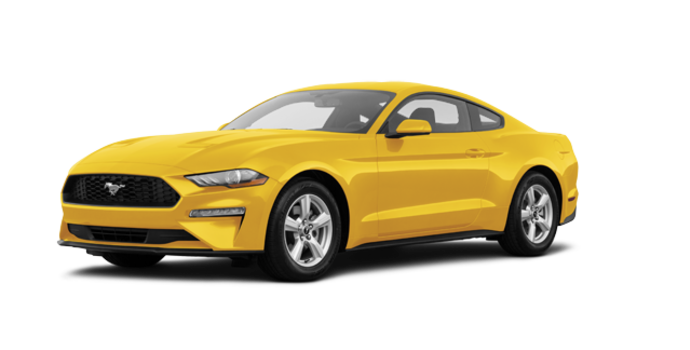 2018 Ford Mustang EcoBoost Fastback | Photo 6 | Triple Yellow Tri-Coat