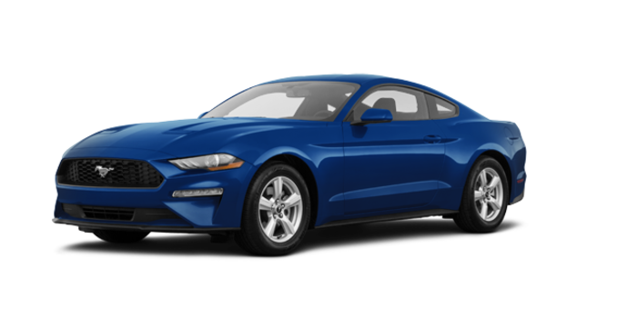 2018 Ford Mustang EcoBoost Fastback | Photo 6 | Lightning Blue Metallic