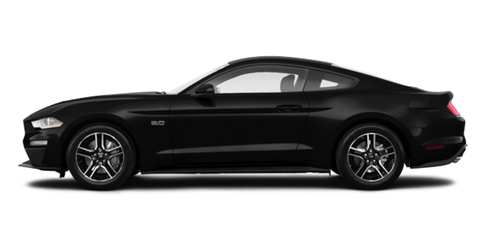 2018 Ford Mustang GT Fastback | Photo 4 | Shadow Black