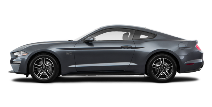 2018 Ford Mustang GT Fastback | Photo 4 | Magnetic Metallic