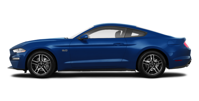 2018 Ford Mustang GT Fastback | Photo 4 | Lightning Blue Metallic