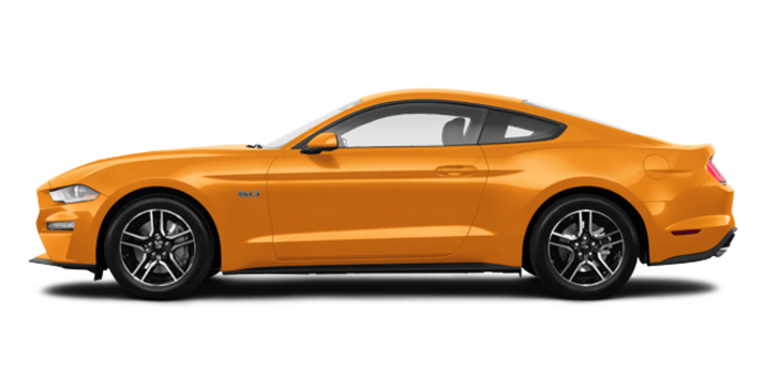 2018 Ford Mustang GT Fastback | Photo 4 | Orange Fury Metallic Tri-Coat