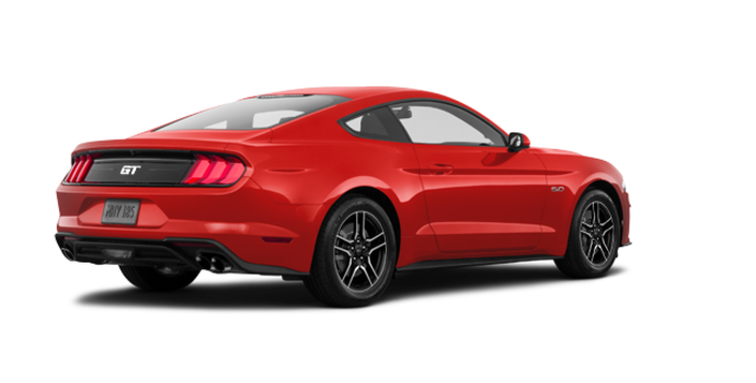 2018 Ford Mustang GT Fastback | Photo 5 | Race Red