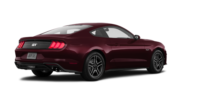 2018 Ford Mustang GT Fastback | Photo 5 | Royal Crimson Metallic Tinted Clearcoat