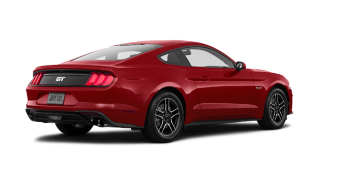 2018 Ford Mustang GT Fastback | Photo 5 | Ruby Red Metallic Tinted Clearcoat