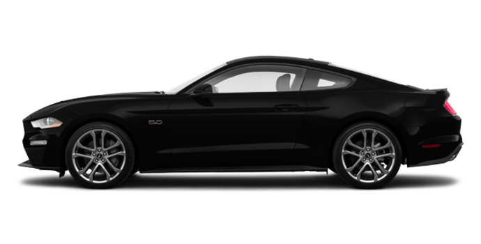 2018 Ford Mustang GT Premium Fastback | Photo 4 | Shadow Black