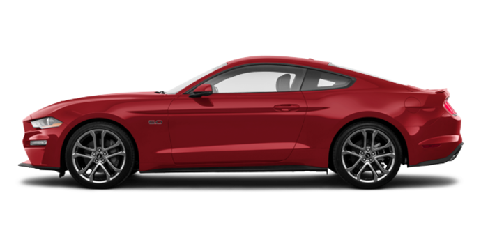 2018 Ford Mustang GT Premium Fastback | Photo 4 | Ruby Red Metallic Tinted Clearcoat