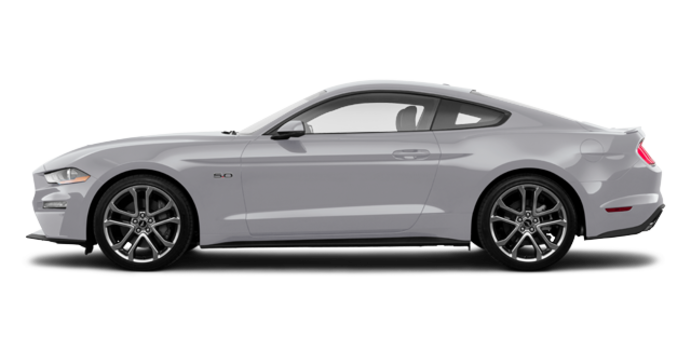 2018 Ford Mustang GT Premium Fastback | Photo 4 | Ingot Silver Metallic